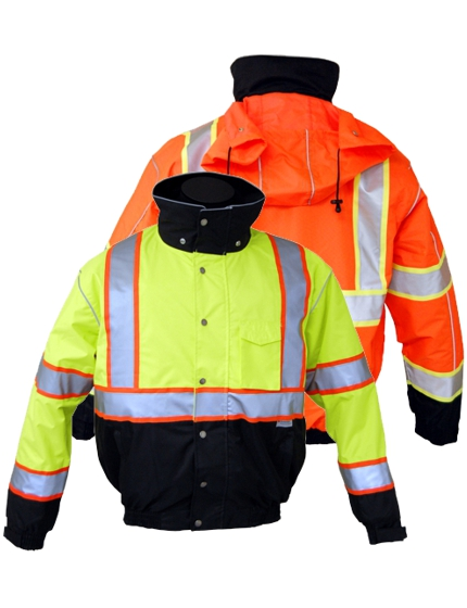Brilliant Series High Visibility Jacket