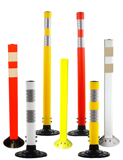 Poly-Urethane Delineator Posts